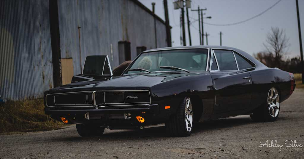 Xtreme Innovations And Fabrication 1969 Dodge Charger R